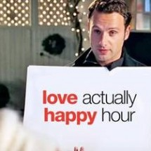 love actually happy hour