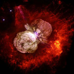 Eta carinae (Photo by Nathan Smith/Jon Morse/NASA)