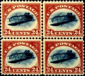 """""""Inverted Jenny"""" 1918"""