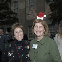 Alice Maroni, chief financial officer, and Nancy Bechtol, director of OFMR.