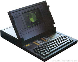 "The first laptop computer, the ""Grid Compass,"" was designed by Bill Moggridge in 1979."