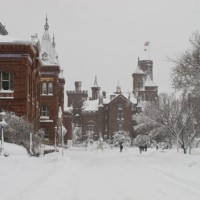 Arts and Industries in Snow