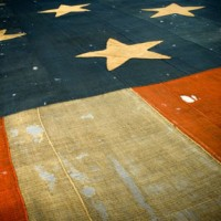 The Star-Spangled Banner (detail)