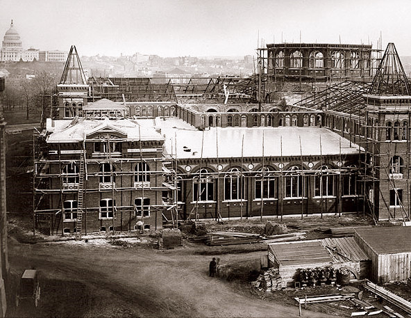 Today in Smithsonian History: April 17, 1879