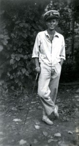 Photo of John F. Kennedy taken by Ted Robinson