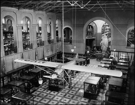 Today in Smithsonian History: April 30, 1928