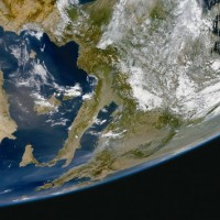 The Mediterranean Sea from space