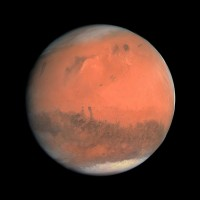Southern Spring on Mars