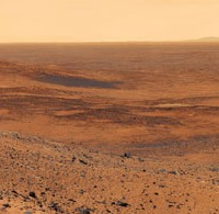 The View from Basin to the Northeast of Husband Hill on Mars