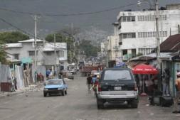 Port au Prince, Haiti. (Photo by Ken Solomon)