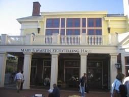 Mary B. Martin Storytelling Hall at the International Storytelling Center in Jonesborough, Tenn.