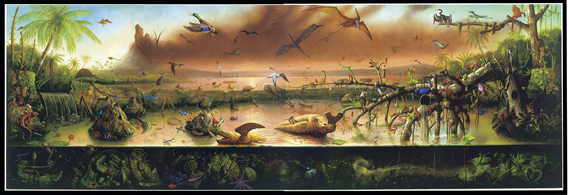 Evolution by Alexis Rockman