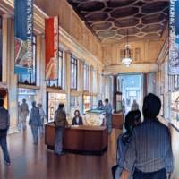 National Postal Museum lobby