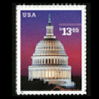 Capitol Dome stamp