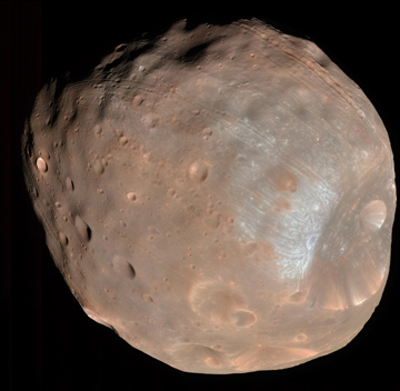 SI scientist sheds light on Martian moons