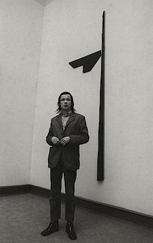 Blinky Palermo, Darmstadt 1970 © Barbara Klemm