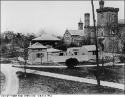 March 1, 1890. The original astrophysical observatory is established on the National Mall.