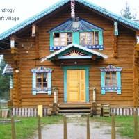 Mandrogy, traditional craft village