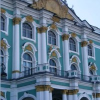 St. Petersburg, the Hermitage (the Winter Palace)