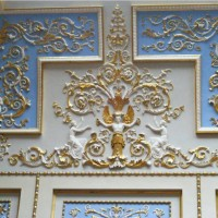 Wall detail, The Hermitage