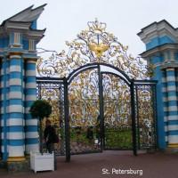 St. Petersburg: Kazan, Catherine's Summer Palace