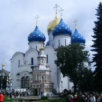 Sergiev Posad: Cathedral of the Assumption 1585