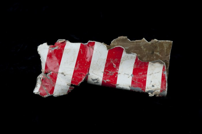 fuselage fragment