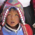 little boy in Peru