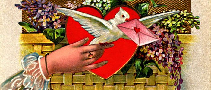 Love and derision: Or, Valentine's Day Victorian Style