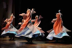 The Nomad Dancers