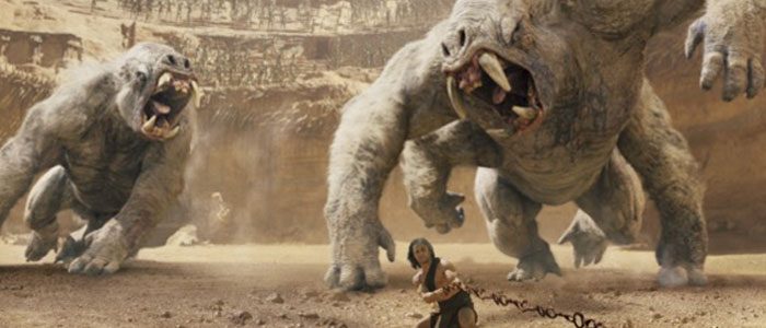 "Nerdgasm: ""John Carter"" debuts on giant IMAX screen"