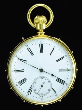 Helen Keller's Watch, Late 1800s