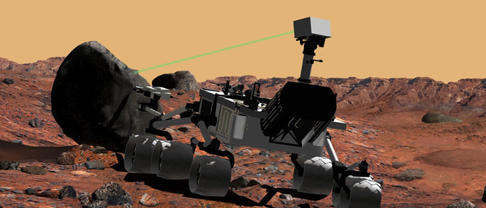 """Satisfy your """"Curiosity"""" about Mars"""