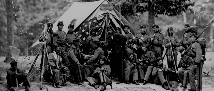 """Experience Civil War Photography: From the Home Front to the Battlefront"""