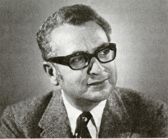Dr. Murray Gell-Mann, as featured in The Torch, Spetember 1974.