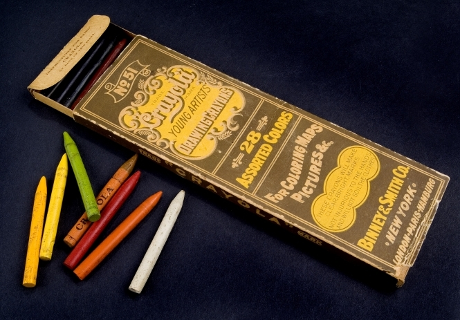 Crayola Crayons, 1903