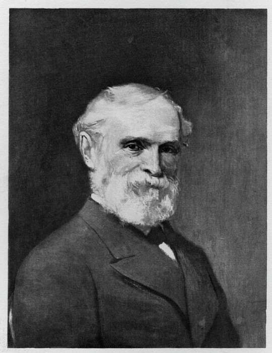 Thomas George Hodgkins, 1803-1892, benefactor of the Smithsonian Institution, left an initial bequest of $200,000 to the Institution for research, especially on the atmosphere. Hodgkins Medal is given in his name. This photograph is of a bust portrait located at the National Portrait Gallery.