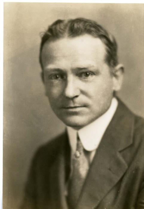 Austin H. Clark, ca. 1910