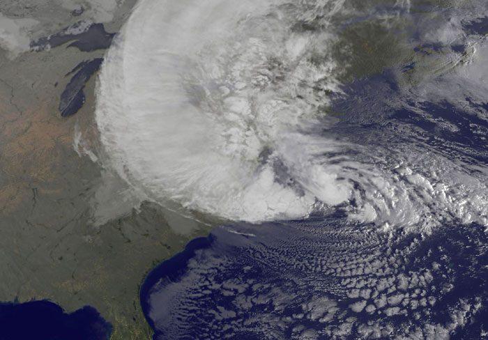 Surviving Sandy