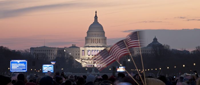 The power of the presidential inauguration
