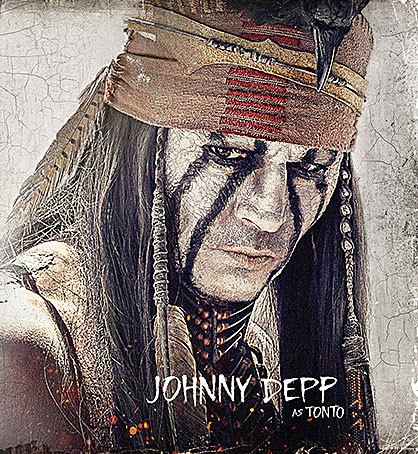 "Is Johnny Depp's ""Tonto"" offensive to Indians?"