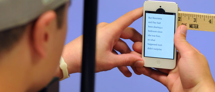 Electronic gadgets may do more good than harm for some students
