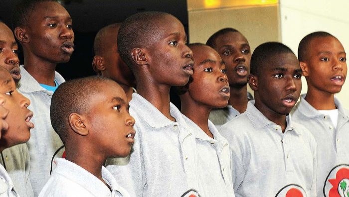 """""""The Little Singers"""" give voice to Haitian culture"""