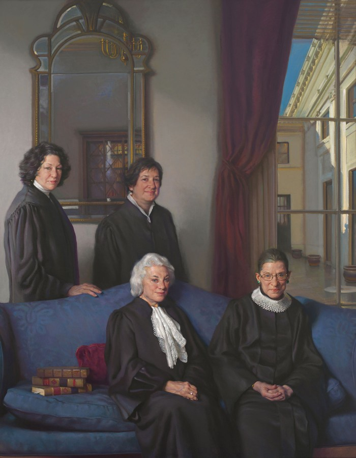 Portrait of Achievement: Ain't no mountain high enough for these Supremes