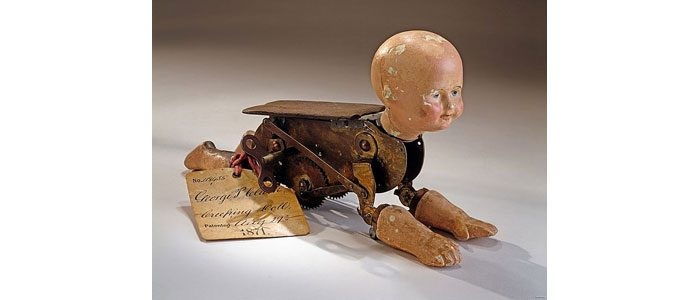 Eleven collection objects giving us the creeps this Halloween