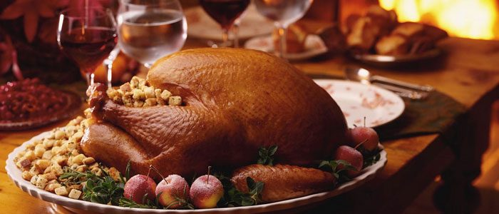Let's talk turkey…and potatoes and squash and cranberries…