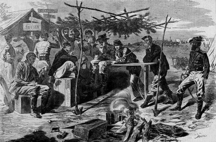 Baked beans, coffee and bread: A Civil War Thanksgiving