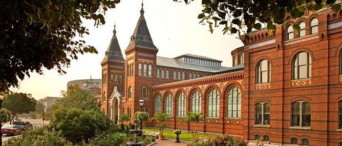 Can an old building learn new tricks? The Smithsonian Innovation Space at the Arts and Industries Building
