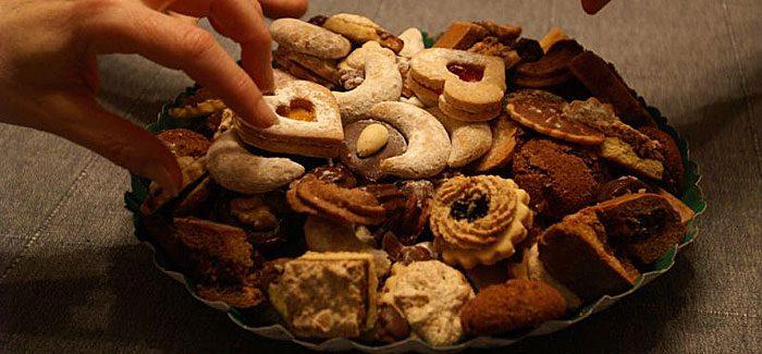 Wednesday is Bake Cookies Day!
