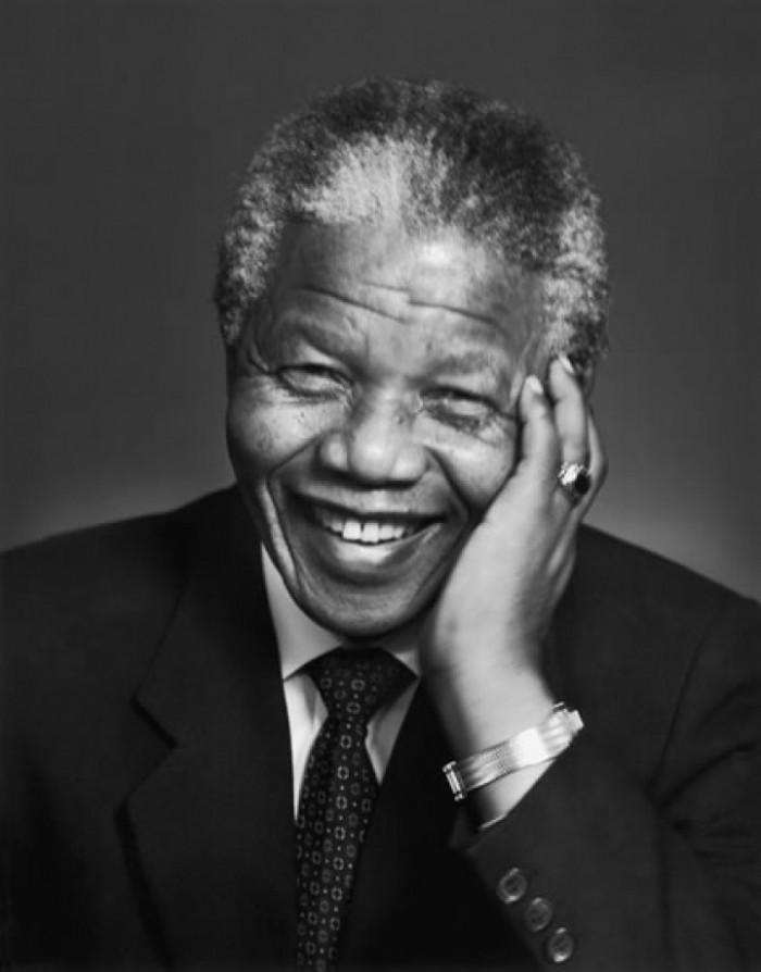 Nelson Rolihlahla Mandela (1918 – 2013)